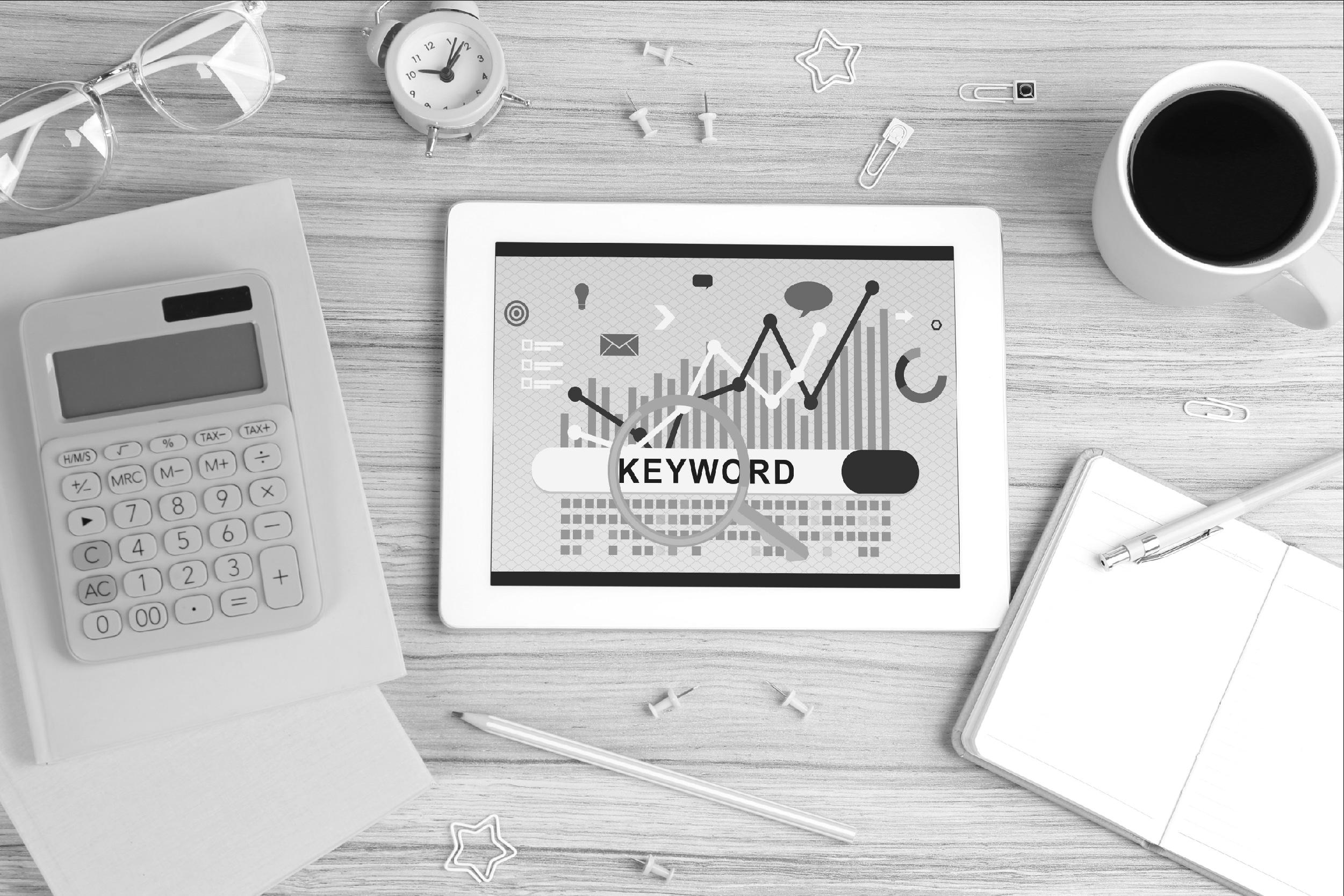 7 consejos para elegir palabras clave a la hora de crear su estrategia de posicionamiento web (SEO).